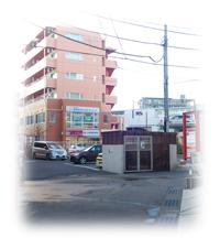 JR 南武線 稲田堤駅から 3